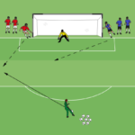1v1 Starting At The Posts