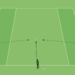 50-50: A simple 1v1 game
