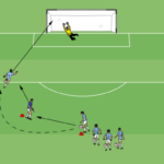 Overlap Finishing Drill