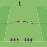 1v1 Sprint For The Advantage