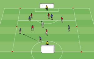 Point For Passes & Goals